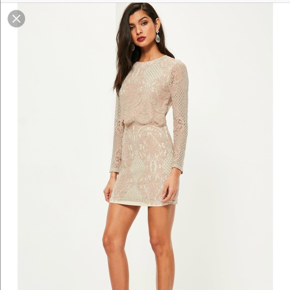 0841435b1df4 Missguided Dresses | Lace Dress | Poshmark